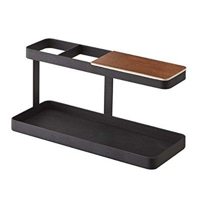 yamazaki home tower desk bar, black by