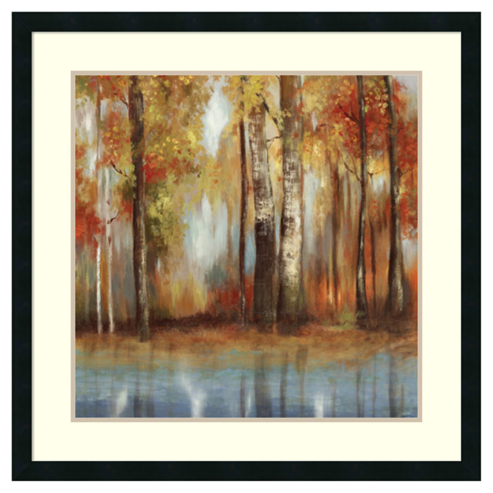 Amanti Art Framed Print - Indian Summer I by Allison Pearce