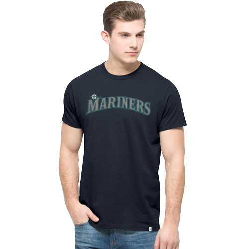Seattle Mariners '47 Flanker MVP T-Shirt - Navy