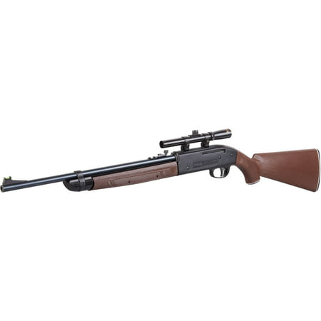 Crosman 2100 Classic Variable Pump 177cal Air Rifle with Scope,