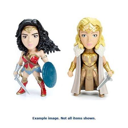 Wonder Woman Movie 4-Inch Metals Die-Cast Figure Wave 2 Case (Number of Pieces per Case: