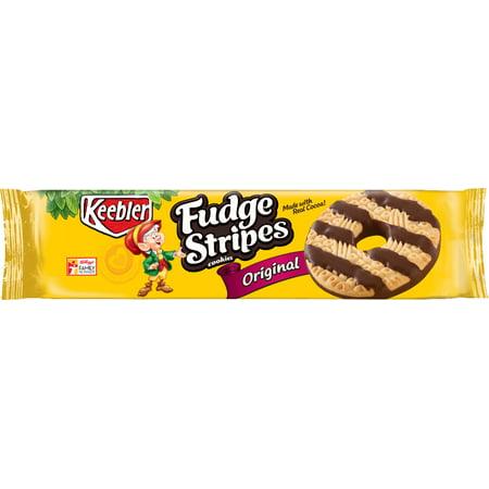 Keebler Fudge Stripes Original Cookies 115 Oz