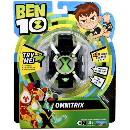BEN 10 Basic Omnitrix](Ben Ten Costume)