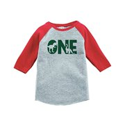 7 ate 9 Apparel Baby's Dinosaur One Birthday Red 12 Months