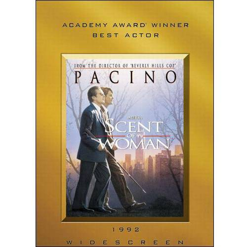 SCENT OF A WOMAN (DVD)WIDE 16X9 1.85:1/ENGLISH/SPAN SUB/DOLBY SURROUND
