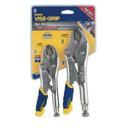 Set Irwin Industrial Tool (Irwin Industrial Tools PE214T Plier Locking)