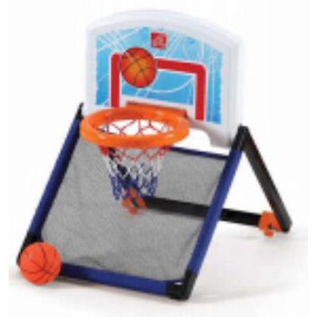 2 In 1 Floor To Door Basketball Hoop Indoor Sports Toy For A Toddler O Only One