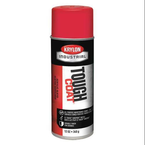 KRYLON A01101 Rust Preventative Spray Paint, 12 oz.