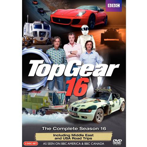 Top Gear 16 (Widescreen)