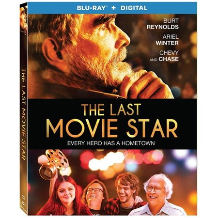 The Last Movie Star (Blu-ray + Digital) (Curvy Movie Stars)