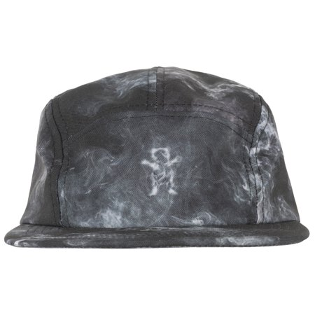 c4e9d9bdc54 Diamond Supply Co. - Grizzly Griptape X Diamond Supply Smoking Bear 5 Panel  Camper Hat Mens Black - Walmart.com