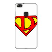 Huawei P10 Lite Case, Premium Handcrafted Designer Hard Snap on Shell Case ShockProof Back Cover for Huawei P10 Lite - Superhero- D