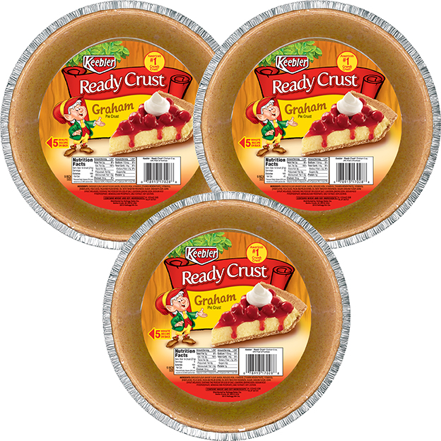 Keebler Pie Crust Bundle - Value Pack (Pick 3)