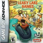 Cartoon Network Camp Lazlo: Leaky Lake Games - Game Boy Advance