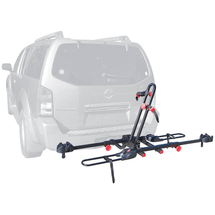 "Allen Sports Easy Load Deluxe 2-Bike Hitch Rack for 1 1 4"" and 2"" Hitch by Allen Sports"