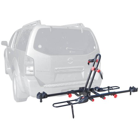 "Allen Sports Easy Load Deluxe 2-Bike Hitch Rack for 1 1/4"" and 2"" Hitch"