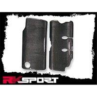 RKSport Chevy 04025000 C5 2 Piece Engine Cover Set- Carbon Fiber, 1997-1998 Chevy Corvette