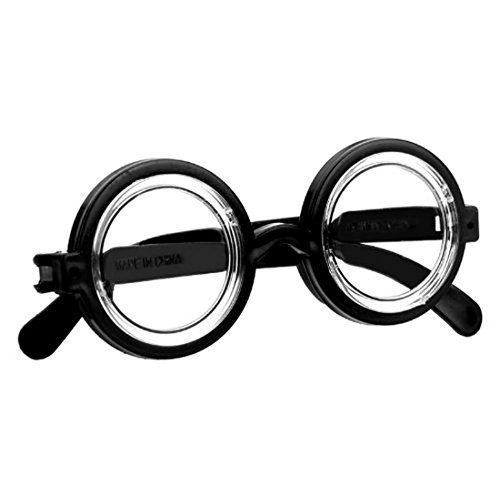 Nerd Specs Glasses Prop for Halloween Costume Party, good quality By DIAN
