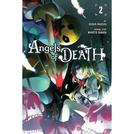 Angel Of Death Spirit Halloween (Angels of Death, Vol. 2)