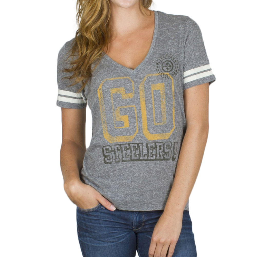 Pittsburgh Steelers - Tailgate Juniors Jersey T-Shirt