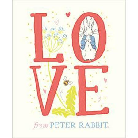 Love from Peter Rabbit - eBook