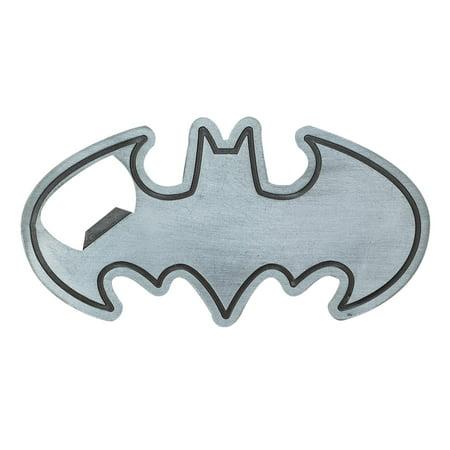 Batman Logo Bottle Opener