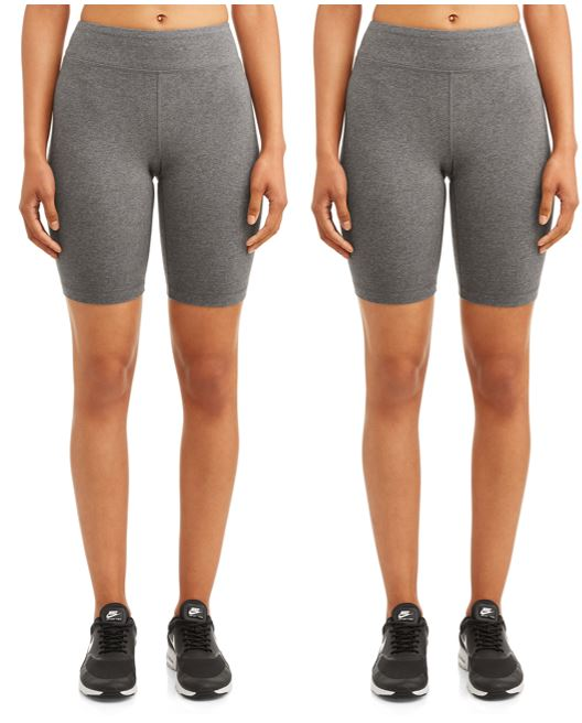 Stretch is Comfort Infant Cotton Bike Shorts Pack of 2