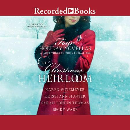 Heirloom Bible - The Christmas Heirloom - Audiobook
