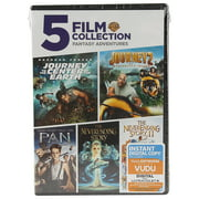 5 Fantasy Film DVD Collection by