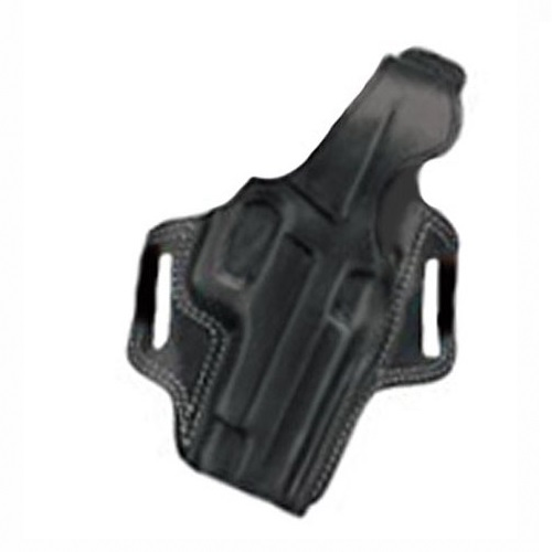 Galco Leather Fletch Ride Belt Holster COLT Black FL104B by Galco