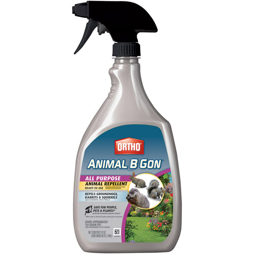 Ortho Animal B Gon All Purpose Animal Repellent Ready-to-Use, 24 oz