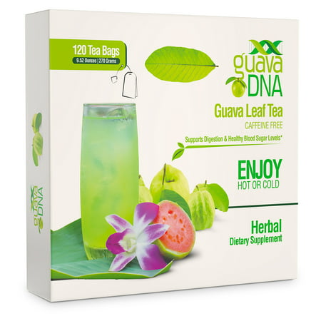 Guava Leaf Tea 120 Individually Wrapped