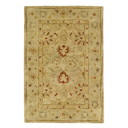 Safavieh Antiquity Lorraine Floral Bordered Area Rug or Runner (3ft Wide Runner)