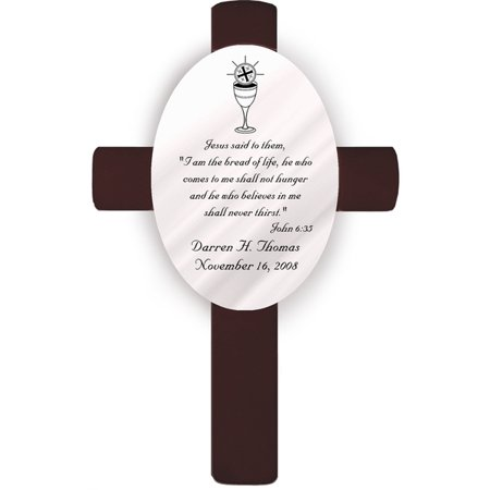 Personalized First Communion Cross (First Communion Personalized Gifts)