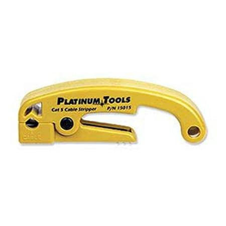 Platinum Tools 115 3223 Cat5 Cable Jacket Stripper