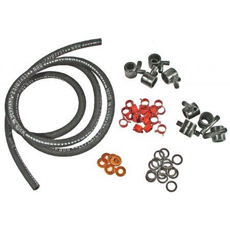 Injector Installation Kit - 1992-1994 Ford/Navistar 7.3L IDI Injector Return Line Installation Kit DPE73120