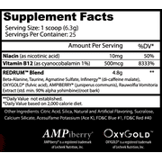 Insane Labz RedRum High Stim Pre Workout NO Booster Powder Loaded with Beta  Alanine Agmatine Sulfate Taurine fueled by AMPiberry and OXYgold-25