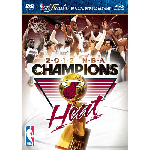 Miami Heat: Back To Back NBA Champions!: 2006, 2012, 2013 (Blu-ray)