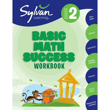 2nd Grade Basic Math Success Workbook : Activities, Exercises, and Tips to Help Catch Up, Keep Up, and Get (Strategic Intervention Material In Mathematics Grade 1)