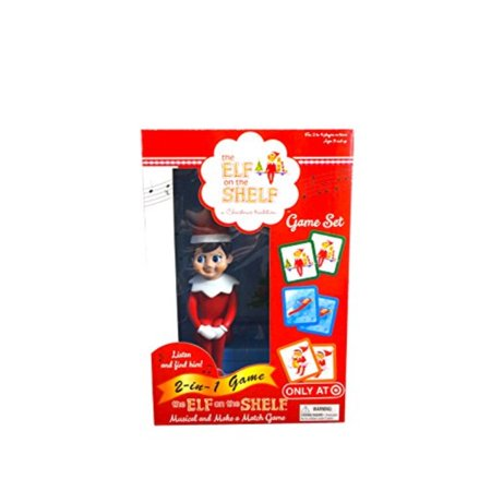 the ELF on the SHELF Musical and Make a Match Game](Elf Yourself Halloween Game)