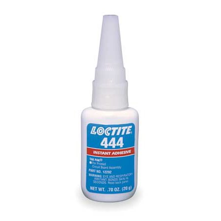 Loctite 12292 20g Bottle Instant Adhesive, Clear