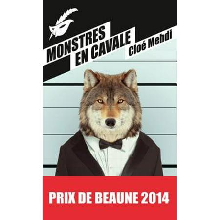 Monstres en cavale - Prix du premier roman du festival de Beaune 2014 - (Masques D'halloween En Latex)