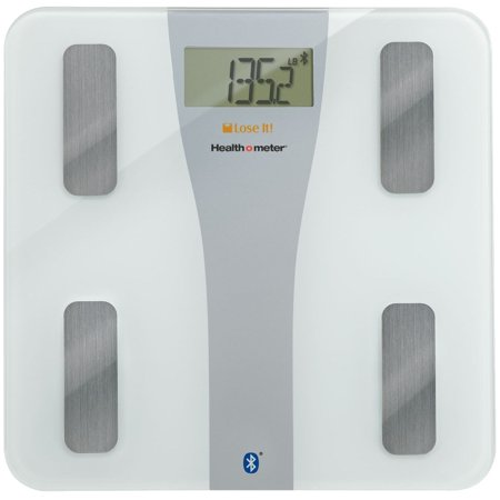 Health O Meter Lose It  Wireless Glass Body Fat Scale For Iphone  Bfm147dq 01