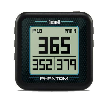 Bushnell Golf Portable Digital Golf Ball & Course Rangefinder GPS, Phantom