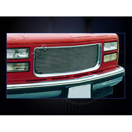 Fedar Main Upper Billet Grille For 1994-1999 GMC Yukon C/K Pickup Suburban