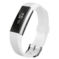 Replacement Wrist Band Soft Silicon Strap Clasp Buckle for Fitbit Alta