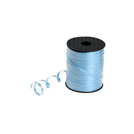 Die Cut Ribbon (500 yd. Light Blue Curling Ribbon )