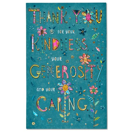 American greetings great example thank you card with foil walmart american greetings great example thank you card with foil m4hsunfo
