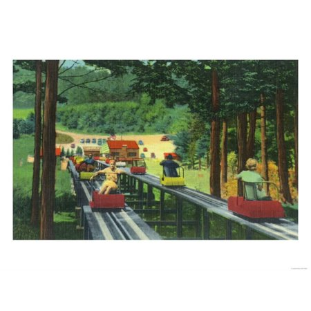 Halloween Stores In Nh (Cranmore Mountain Ski-Mobile in Summertime - North Conway, NH Print Wall Art By Lantern)