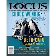 Locus Magazine, Issue #659, December 2015 - eBook